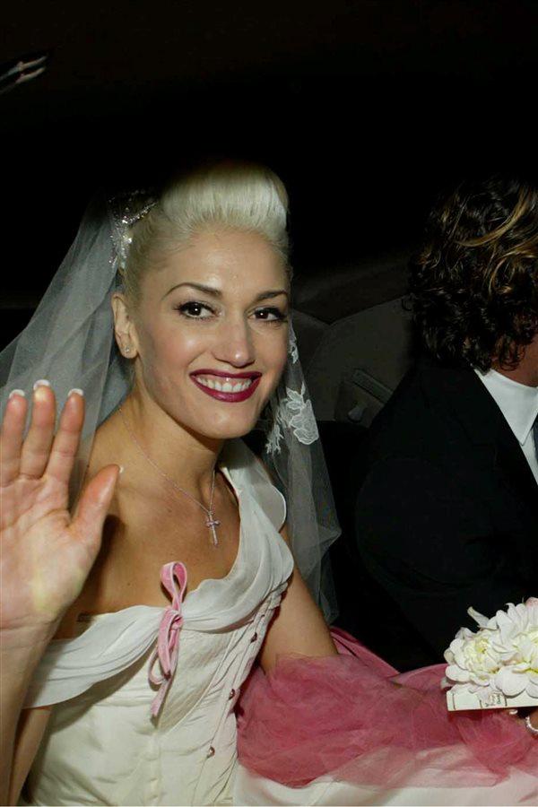 c29806338d Los vestidos de novia más originales de las famosas