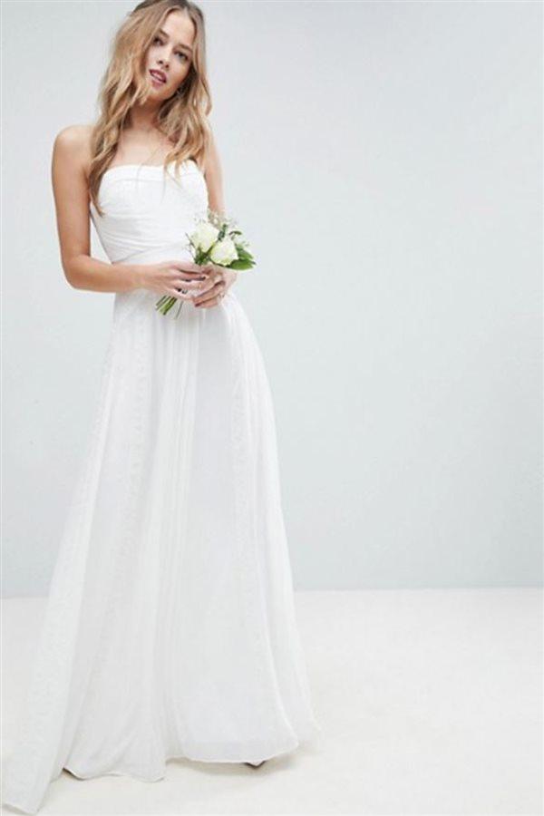 Los vestidos de novia más originales de las famosas