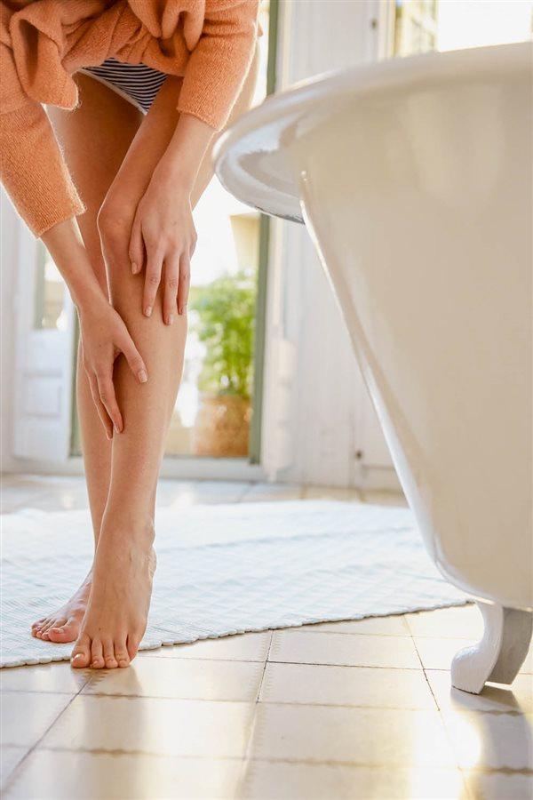 dolor pierna izquierda parte inferior