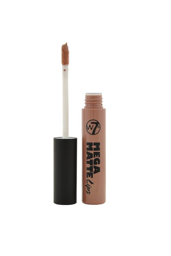 labial mate maquillaje low cost w7. Labial mate