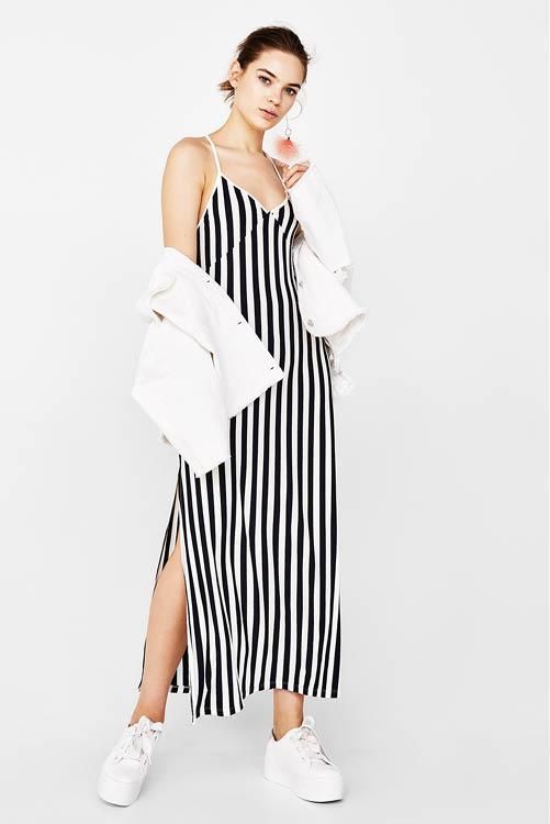 6861042a7b Los mejores vestidos largos de la temporada  Zara