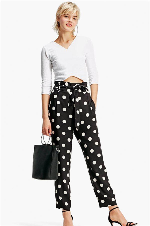 a2d4216113 Tipos de pantalones de mujer para llevar en la primavera de 2018