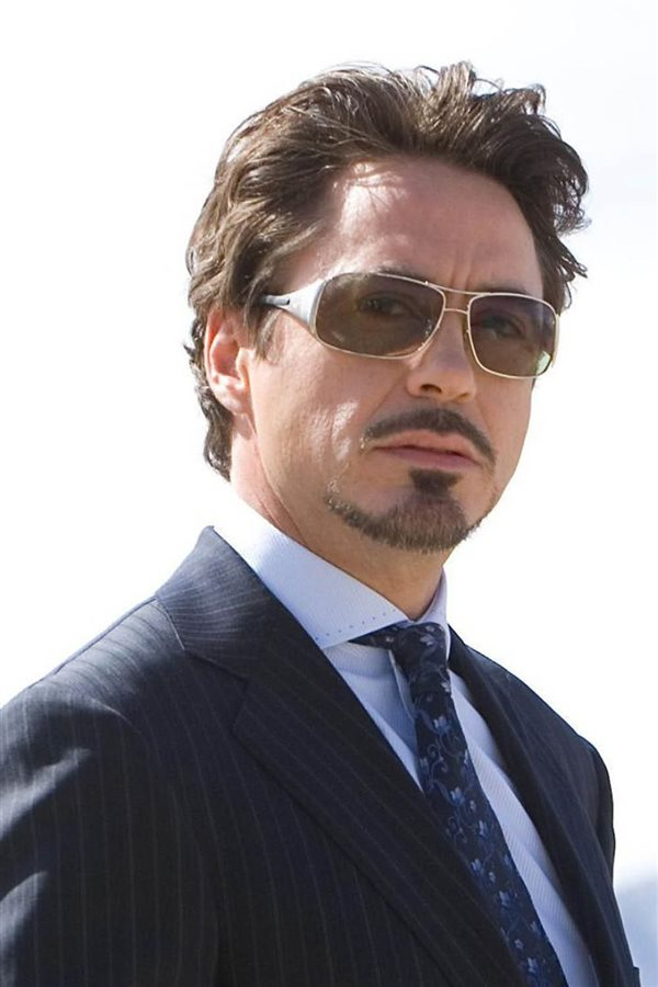 aries robert downey jr ironman. 3. No muy sensibles...