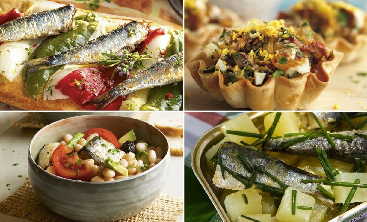 dieta de la sardina