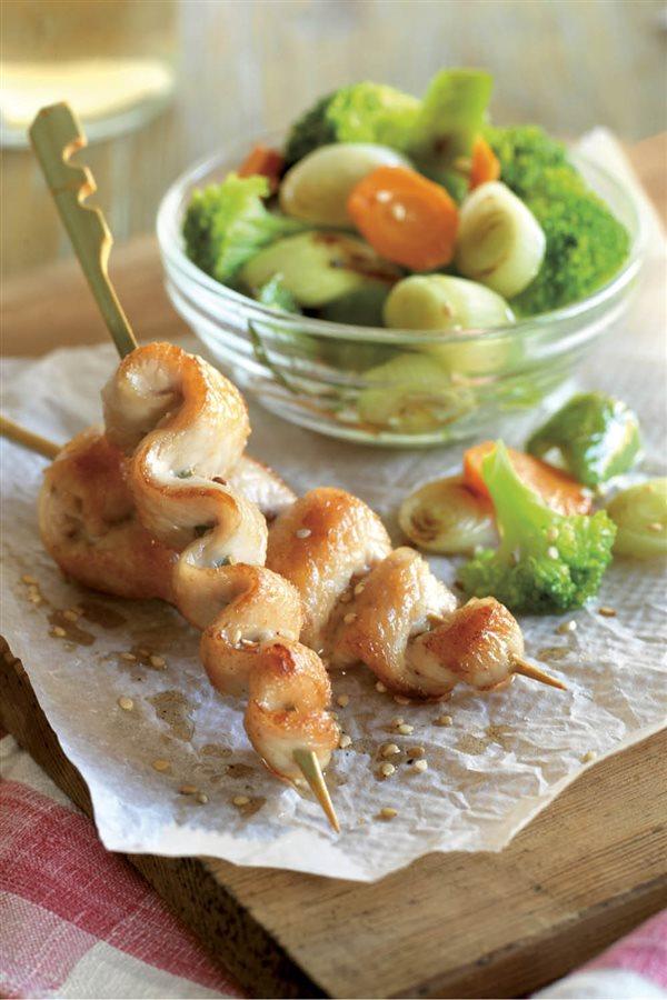 Recetas con pollo fáciles, ligeras, y súper sabrosas