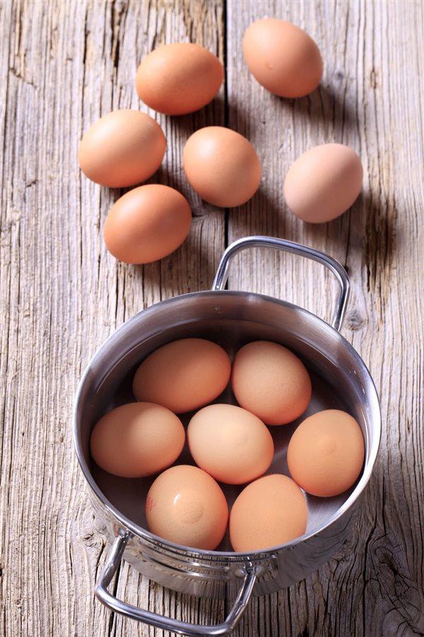 De un de huevo tiempo coccion