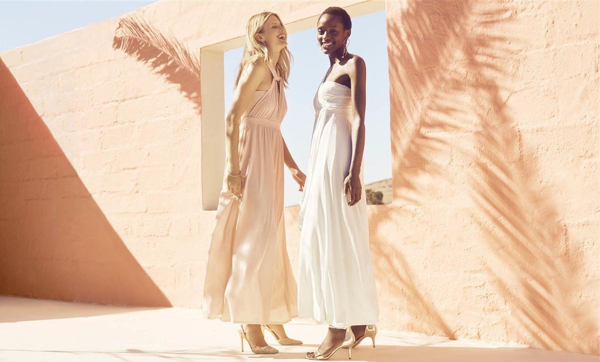 Boda en 2018 ideas de vestidos baratos para ser la for Boda en jardin vestidos