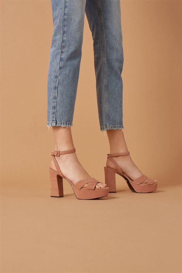 4faa14d4 Las sandalias de tacón que amarás esta primavera 2018