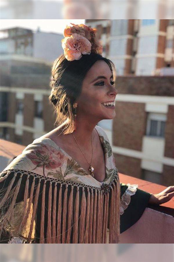 a360ccdda Los mejores looks con trajes de flamenca de la Feria de Abril 2018