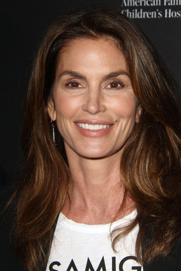 carreras famosos Cindy Crawford. Cindy Crawford