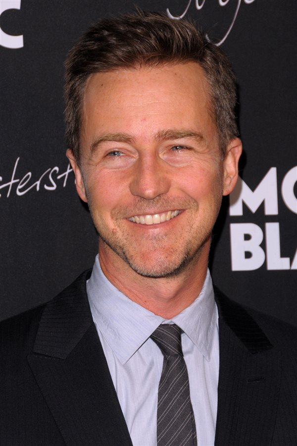 carreras famosos Edward Norton. Edward Norton