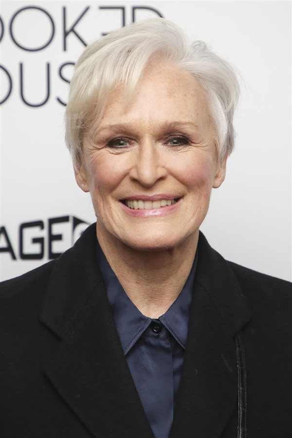 carreras famosos Glenn Close. Glenn Close