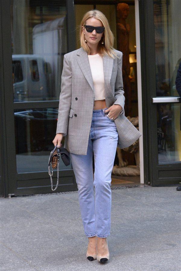 El blazer es la prenda perfecta para el entretiempo  manual de uso 6833da096817