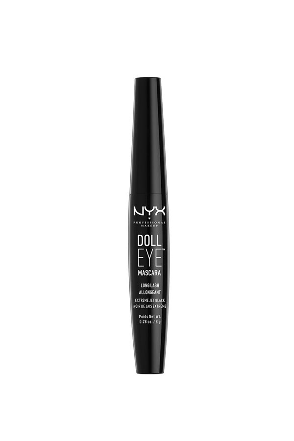 mascaras de pestañas nyx. Waterproof
