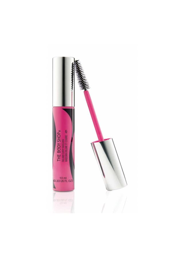 mascaras de pestañas the body shop. No mancha