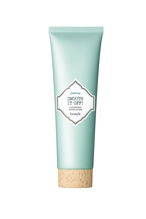 benefit exfoliante. Piel normal: exfoliante