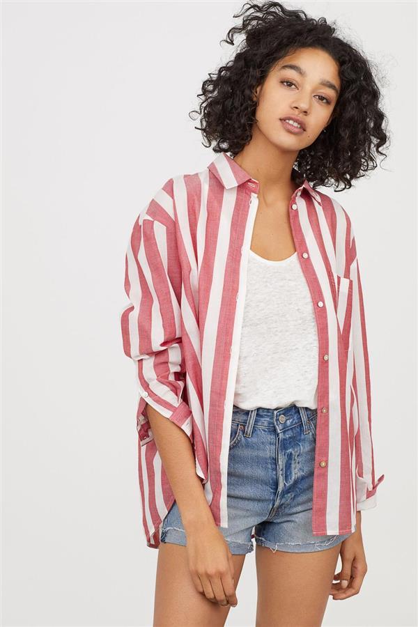 8bdd8b665074 Las blusas y camisas de mujer verano 2018 para llevar con vaqueros