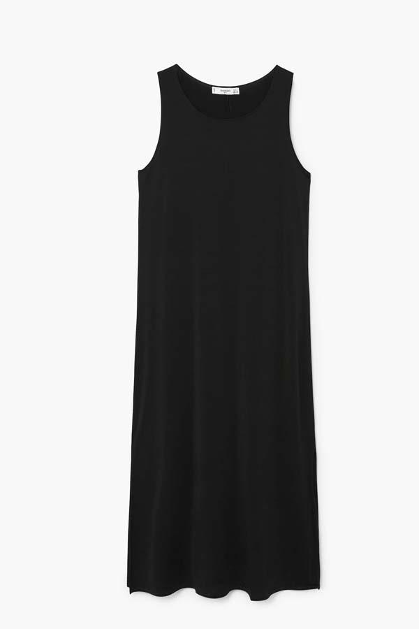 trucazos compras lowcots 05 600x900. Midi black dress