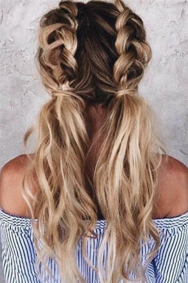 Peinados Pelo Ondulado Ideas Y Cortes De Pelo