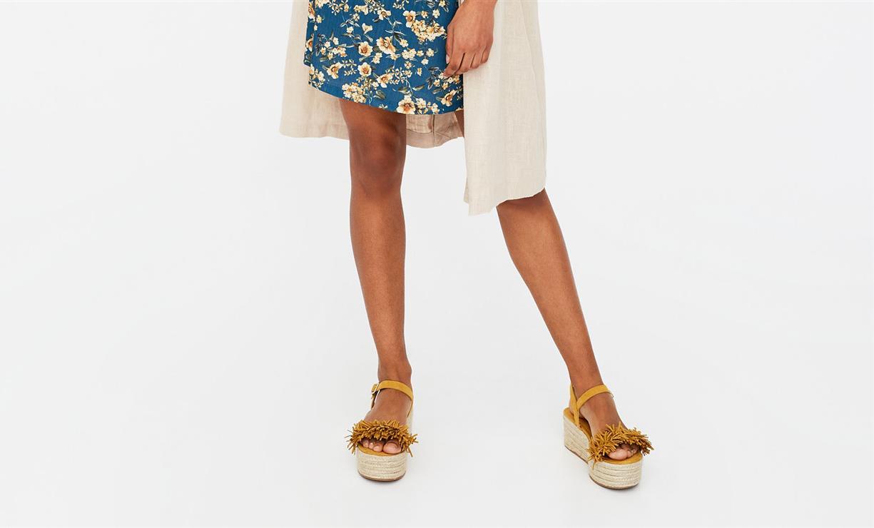 9f4bd9027 Zapatos y sandalias de verano 2018 baratos por menos de 40 euros