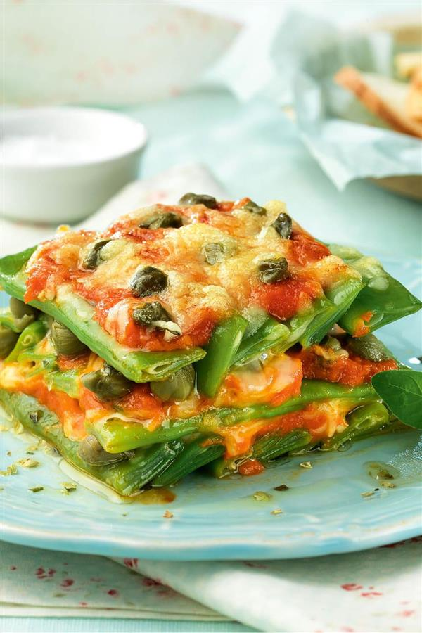 Recetas con pocas calorias para dieta