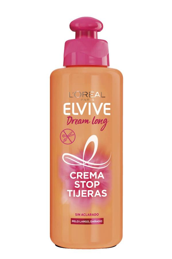 Puntas abiertas l'Oréal Elvive Dream Long . ¿Pelo extra largo?