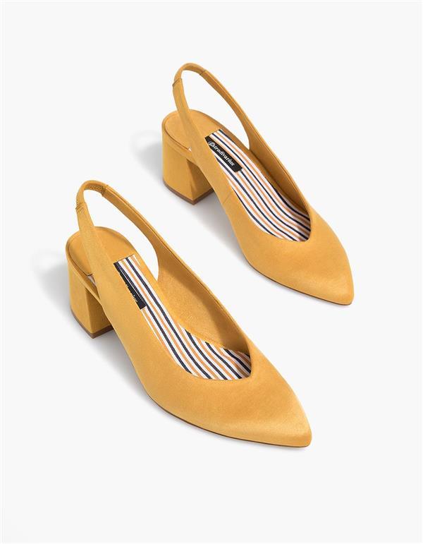 Zara Stradivarius De Zapatos Con Wehqup Tacón Marypaz Y Mujer Cómodos TF1cu3JKl