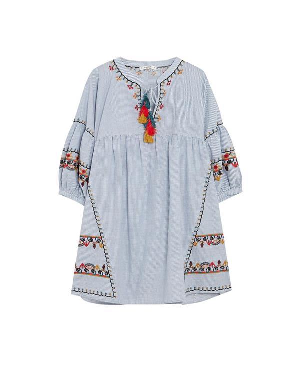 c6927844d9 Los mejores vestidos de mujer para el verano 2018  Zara