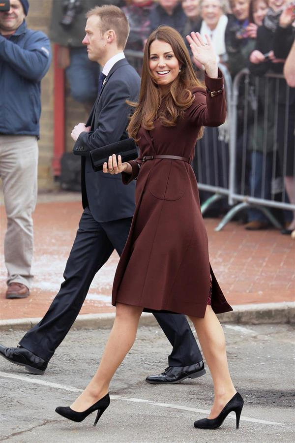 kate middleton. Que no se note que llevas medias