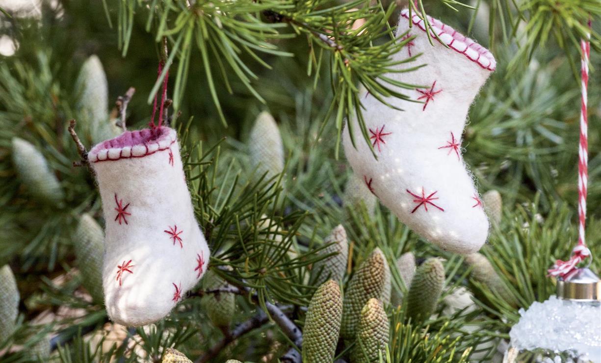 Alerta diy este a o haz t misma los adornos navide os - Adornos navidenos diy ...