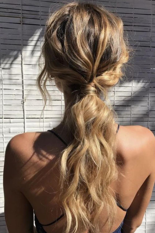 Peinados Sencillos Y Bonitos Para Tu Día A Día