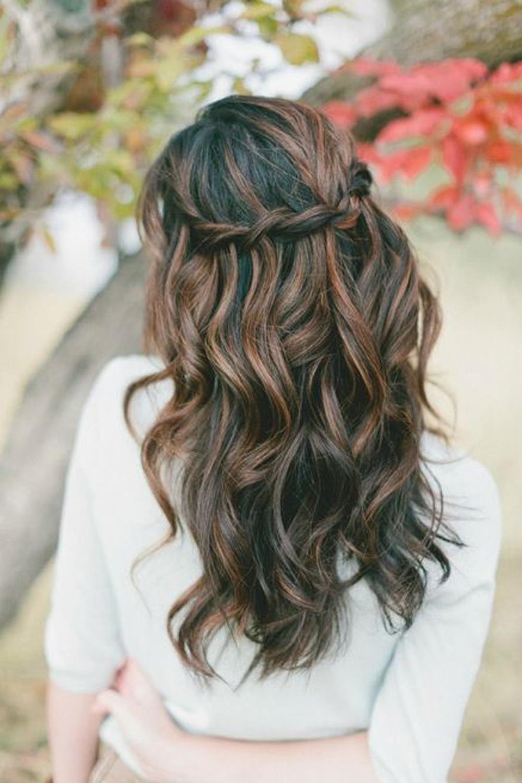 Peinados Lindos Y Sencillos Ideas De Peinado