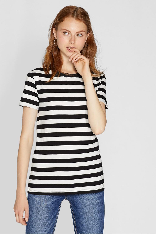 Las mejores camisetas de rayas de Zara Mango Bershka