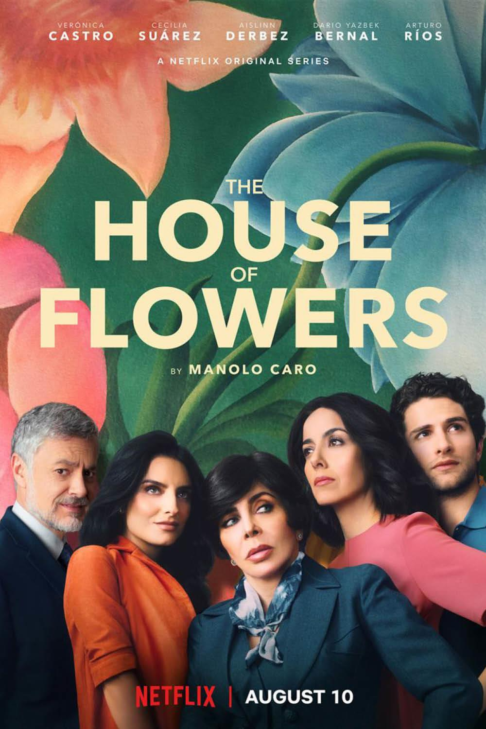house of flowers series netflix hbo otoño. House of Flowers: Temporada 1