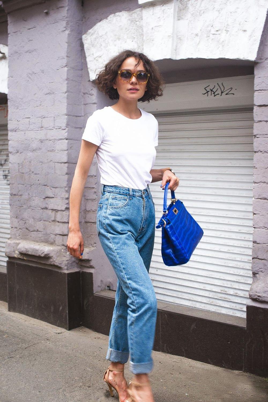 5789a877c7799 Claves de estilo para llevar los mom jeans