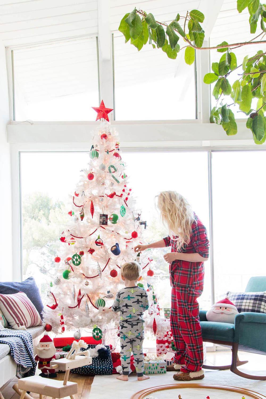 b1467c5358b81 decoraciones navideñas con niños arbol navidad. Navidades con niños