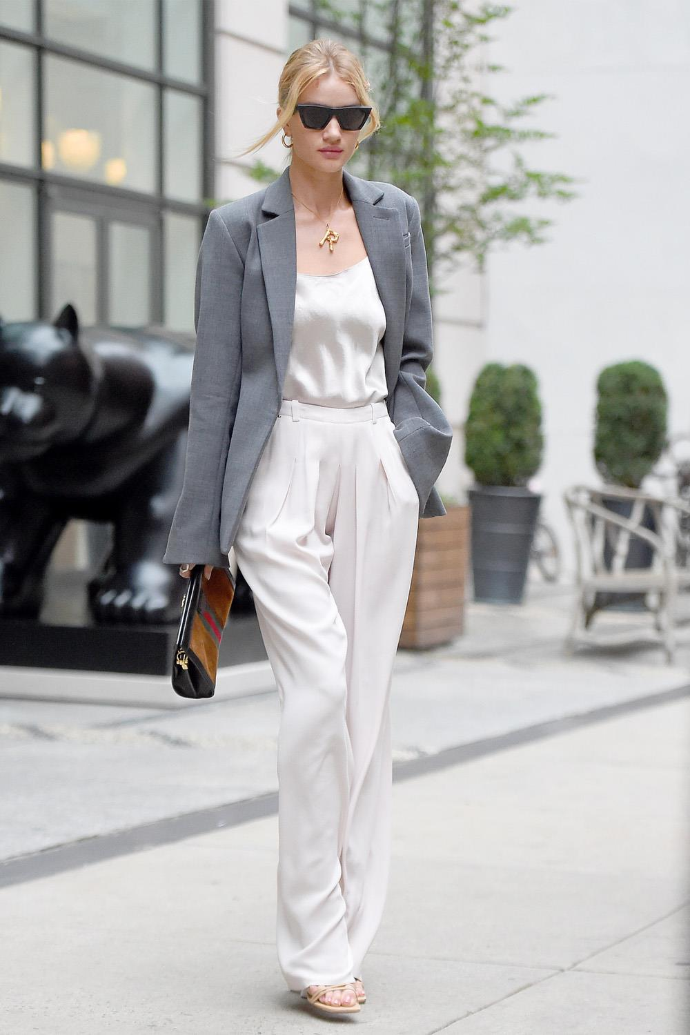 Back to office: ideas de looks para volver al trabajo con estilo