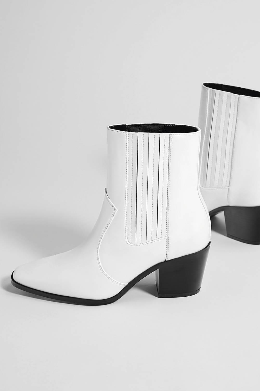 tienda de descuento comprando ahora llega Estos son los botines blancos que querrás llevar esta temporada