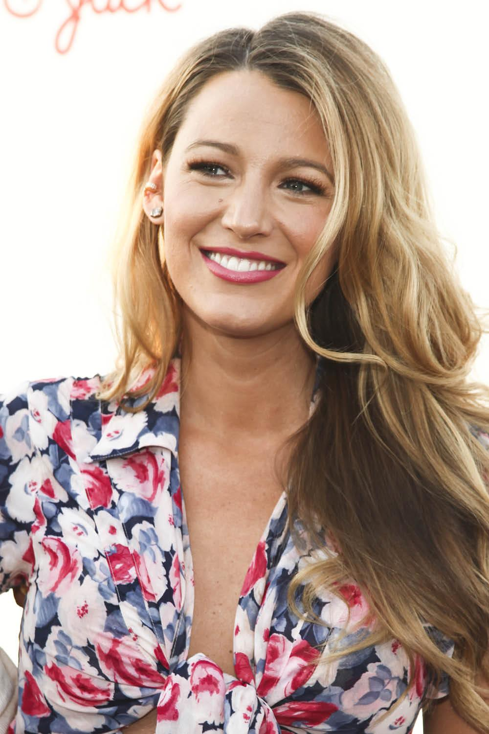 Blake Lively horoscopo virgo. Apuesta por productos naturales