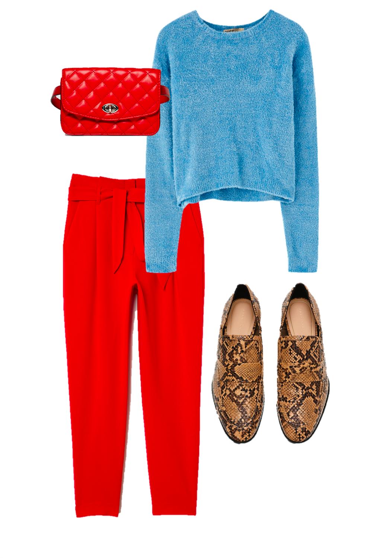 Colores Que Combinan Con Rojo Y Cómo Llevarlos Con Estilo