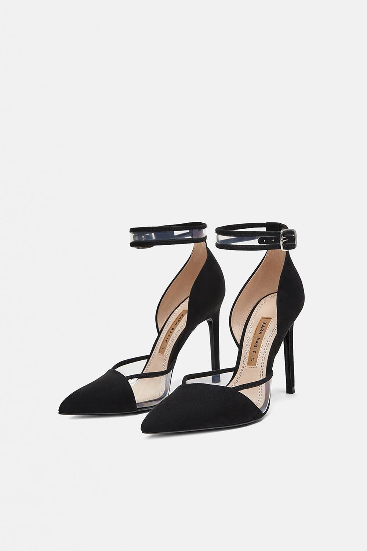 2fc029e49 Estos zapatos de fiesta para mujer de Zara son lo que estás buscando