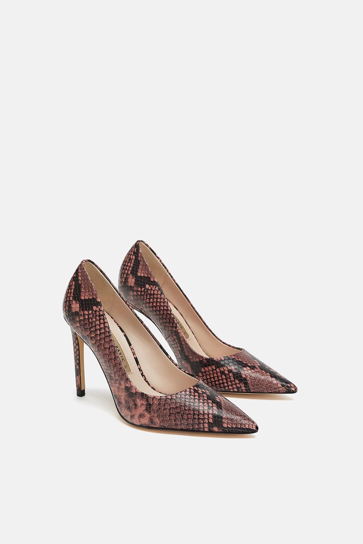 a9a589e6 Estos zapatos de fiesta para mujer de Zara son lo que estás buscando