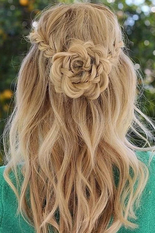 17 Peinados Con Trenzas Faciles - Peinado-trenza-facil