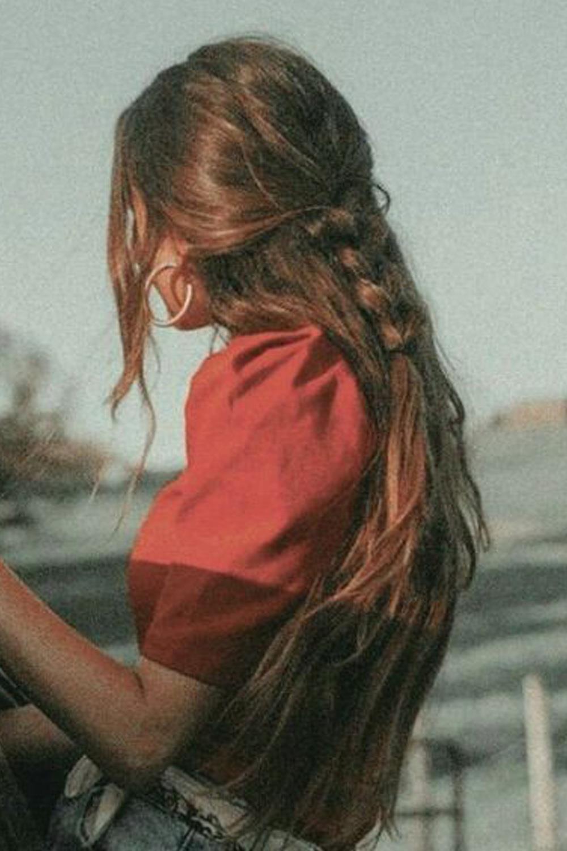 Peinados con trenzas faciles hacer