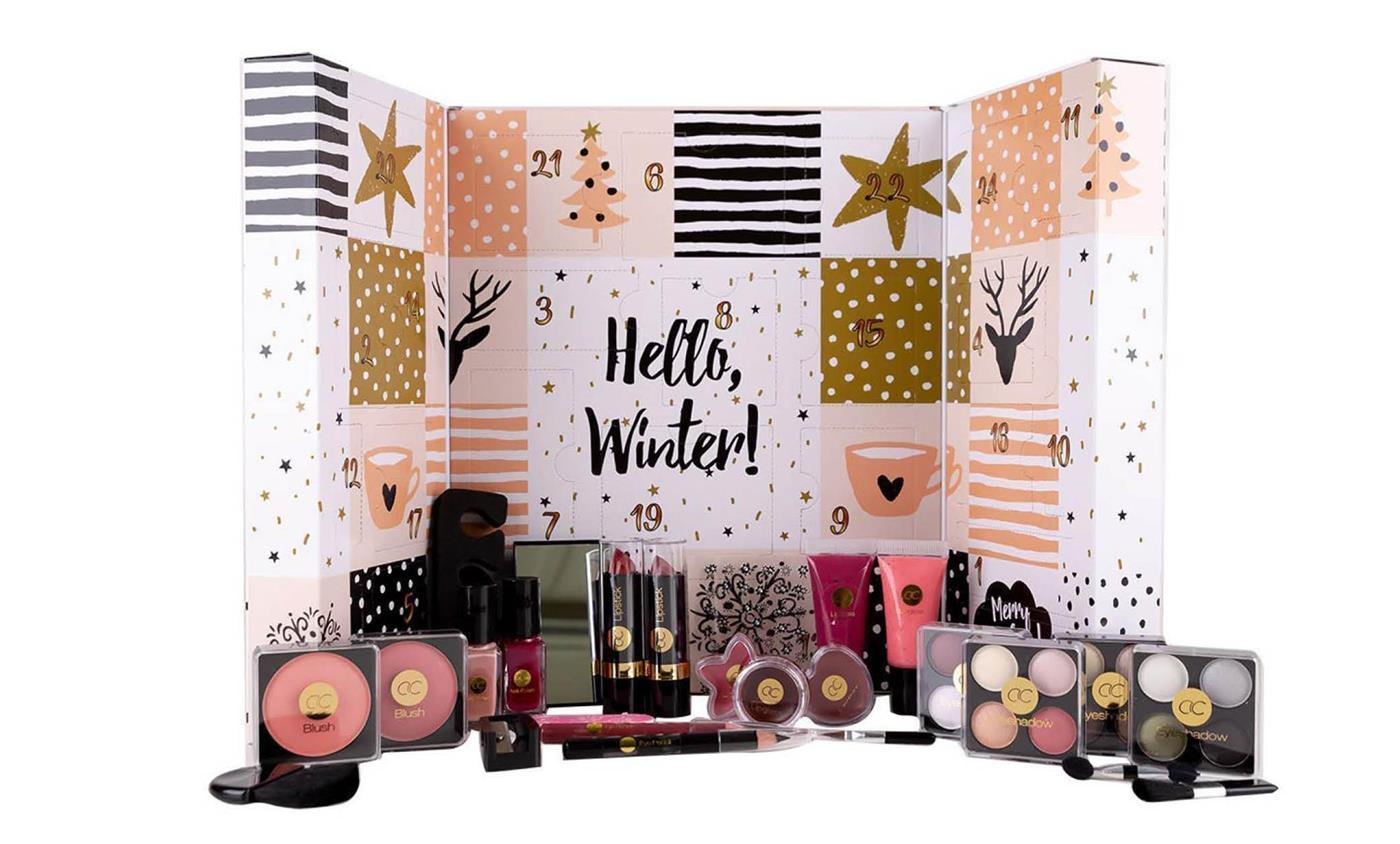 Calendario De Adviento Maquillaje.Elige Tu Calendario De Adviento De Belleza Y Maquillaje Favorito De 2018