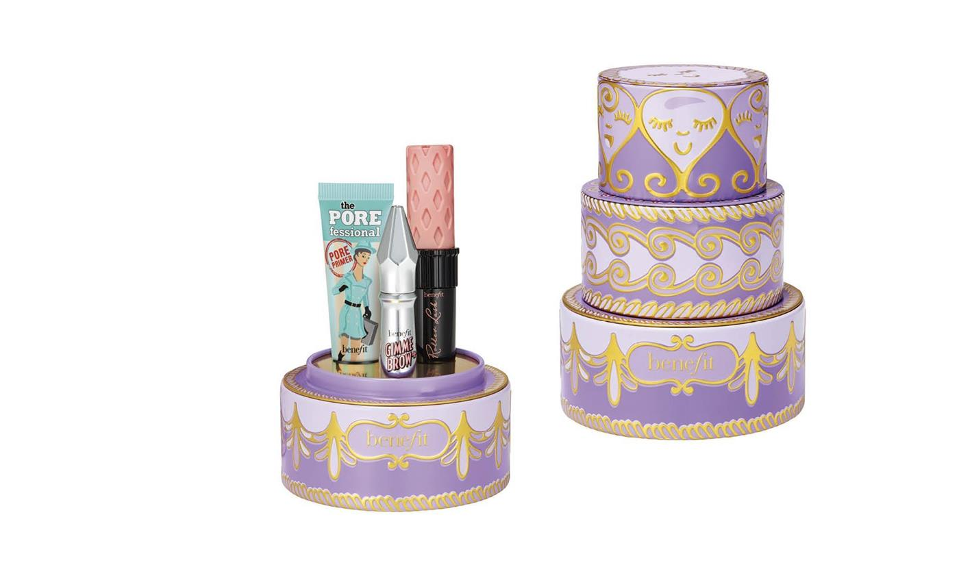 calendario adviento belleza maquillaje cosmetica navidad 2018 benefit 1. Confection Cuties, Benefit
