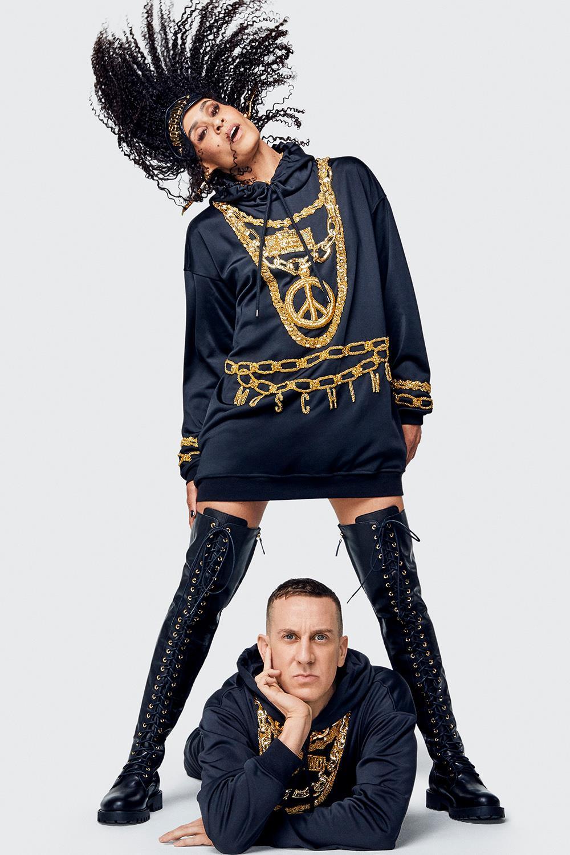 H&M ha presentado la nueva colección junto a Moschino y