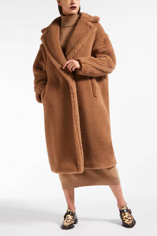 34941d62182 El abrigo de pelo sintético que quieres para este Otoño Invierno ...