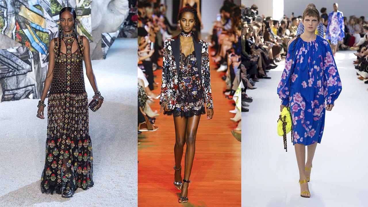 b8892b1e9 Tendencias Primavera Verano 2019  la moda de mujer que llevaremos