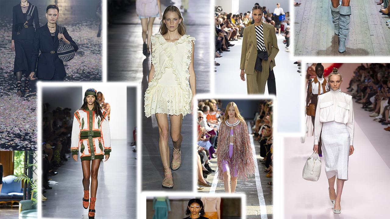 c6de909a13d9 Tendencias Primavera/Verano 2019: la moda de mujer que llevaremos
